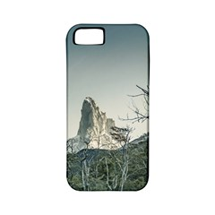 Fitz Roy Mountain, El Chalten Patagonia   Argentina Apple Iphone 5 Classic Hardshell Case (pc+silicone)