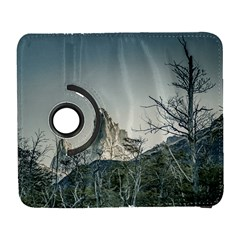 Fitz Roy Mountain, El Chalten Patagonia   Argentina Galaxy S3 (flip/folio) by dflcprints