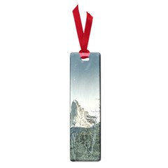 Fitz Roy Mountain, El Chalten Patagonia   Argentina Small Book Marks by dflcprints