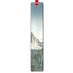 Fitz Roy Mountain, El Chalten Patagonia   Argentina Large Book Marks by dflcprints