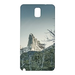 Fitz Roy Mountain, El Chalten Patagonia   Argentina Samsung Galaxy Note 3 N9005 Hardshell Back Case by dflcprints