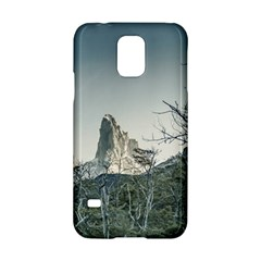 Fitz Roy Mountain, El Chalten Patagonia   Argentina Samsung Galaxy S5 Hardshell Case  by dflcprints