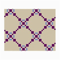 Pattern Background Vector Seamless Small Glasses Cloth