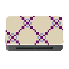Pattern Background Vector Seamless Memory Card Reader With Cf by Nexatart