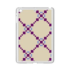 Pattern Background Vector Seamless Ipad Mini 2 Enamel Coated Cases by Nexatart