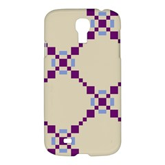 Pattern Background Vector Seamless Samsung Galaxy S4 I9500/i9505 Hardshell Case by Nexatart