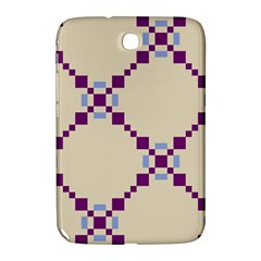 Pattern Background Vector Seamless Samsung Galaxy Note 8 0 N5100 Hardshell Case