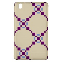 Pattern Background Vector Seamless Samsung Galaxy Tab Pro 8 4 Hardshell Case