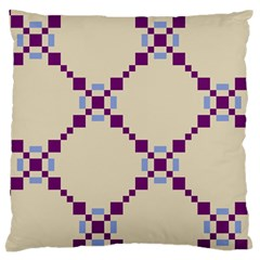 Pattern Background Vector Seamless Standard Flano Cushion Case (one Side)