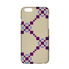 Pattern Background Vector Seamless Apple Iphone 6/6s Hardshell Case by Nexatart