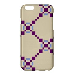 Pattern Background Vector Seamless Apple Iphone 6 Plus/6s Plus Hardshell Case