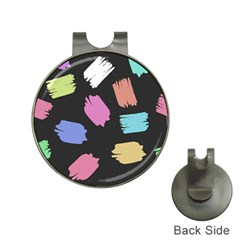 Many Colors Pattern Seamless Hat Clips With Golf Markers