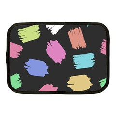 Many Colors Pattern Seamless Netbook Case (medium)
