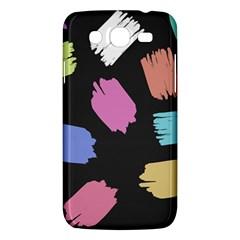Many Colors Pattern Seamless Samsung Galaxy Mega 5 8 I9152 Hardshell Case  by Nexatart