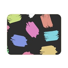 Many Colors Pattern Seamless Double Sided Flano Blanket (mini)  by Nexatart