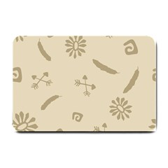 Pattern Culture Seamless American Small Doormat