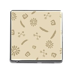 Pattern Culture Seamless American Memory Card Reader (square) by Nexatart