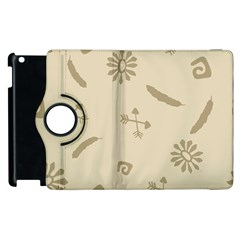 Pattern Culture Seamless American Apple Ipad 3/4 Flip 360 Case by Nexatart