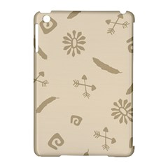 Pattern Culture Seamless American Apple Ipad Mini Hardshell Case (compatible With Smart Cover) by Nexatart
