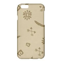 Pattern Culture Seamless American Apple Iphone 6 Plus/6s Plus Hardshell Case by Nexatart