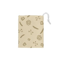 Pattern Culture Seamless American Drawstring Pouches (xs)