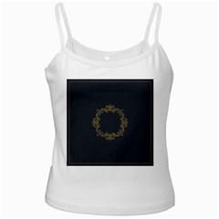 Monogram Vector Logo Round Ladies Camisoles