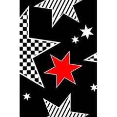 Stars Seamless Pattern Background 5 5  X 8 5  Notebooks by Nexatart