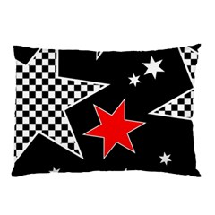 Stars Seamless Pattern Background Pillow Case (two Sides)