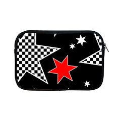 Stars Seamless Pattern Background Apple Ipad Mini Zipper Cases