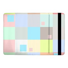 Pastel Diamonds Background Samsung Galaxy Tab Pro 10 1  Flip Case
