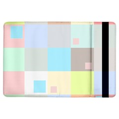 Pastel Diamonds Background Ipad Air Flip by Nexatart