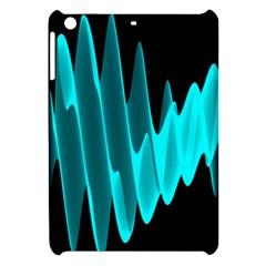 Wave Pattern Vector Design Apple Ipad Mini Hardshell Case