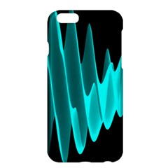 Wave Pattern Vector Design Apple Iphone 6 Plus/6s Plus Hardshell Case