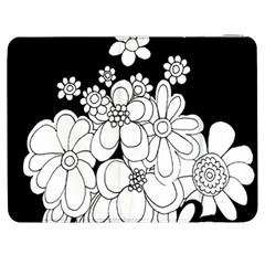 Mandala Calming Coloring Page Samsung Galaxy Tab 7  P1000 Flip Case