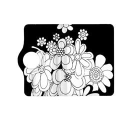 Mandala Calming Coloring Page Kindle Fire Hd (2013) Flip 360 Case by Nexatart