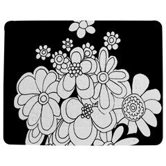 Mandala Calming Coloring Page Jigsaw Puzzle Photo Stand (rectangular)