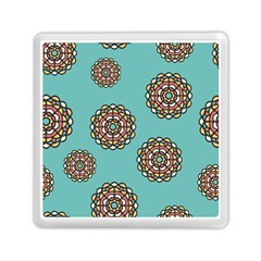 Circle Vector Background Abstract Memory Card Reader (square)