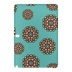 Circle Vector Background Abstract Samsung Galaxy Tab Pro 10 1 Hardshell Case