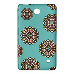 Circle Vector Background Abstract Samsung Galaxy Tab 4 (8 ) Hardshell Case