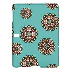 Circle Vector Background Abstract Samsung Galaxy Tab S (10 5 ) Hardshell Case