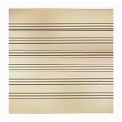 Notenblatt Paper Music Old Yellow Medium Glasses Cloth (2 Side) by Nexatart