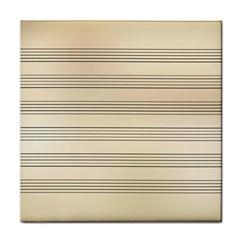 Notenblatt Paper Music Old Yellow Face Towel by Nexatart