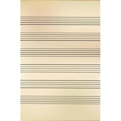 Notenblatt Paper Music Old Yellow 5 5  X 8 5  Notebooks by Nexatart