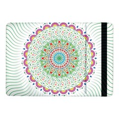 Flower Abstract Floral Samsung Galaxy Tab Pro 10 1  Flip Case by Nexatart