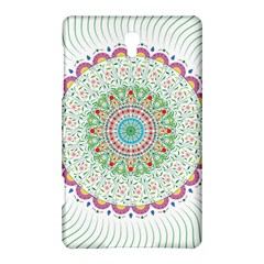 Flower Abstract Floral Samsung Galaxy Tab S (8 4 ) Hardshell Case