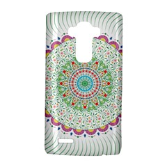 Flower Abstract Floral Lg G4 Hardshell Case by Nexatart