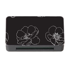 Rose Wild Seamless Pattern Flower Memory Card Reader With Cf by Nexatart