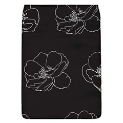 Rose Wild Seamless Pattern Flower Flap Covers (l)