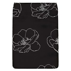 Rose Wild Seamless Pattern Flower Flap Covers (s)