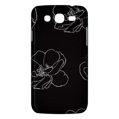 Rose Wild Seamless Pattern Flower Samsung Galaxy Mega 5 8 I9152 Hardshell Case  by Nexatart